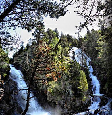Panorama6 fhdr - Botánico y Gorgues de Alba, Valle de Benasque (Pirineo)