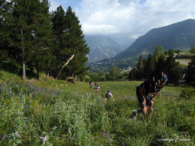 P1060853 - Vuelta al pico de Cerler 2017, Gran Trail Aneto-Posets.(Fotos)