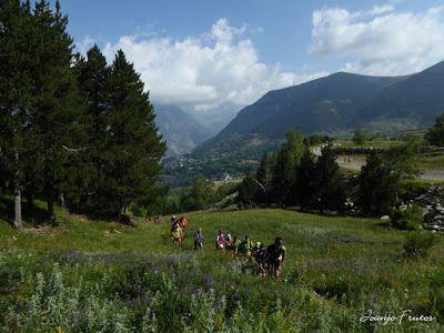 P1060910 - Vuelta al pico de Cerler 2017, Gran Trail Aneto-Posets.(Fotos)