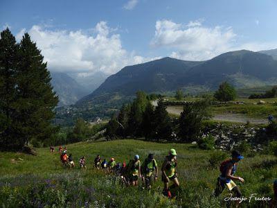 P1060915 - Vuelta al pico de Cerler 2017, Gran Trail Aneto-Posets.(Fotos)