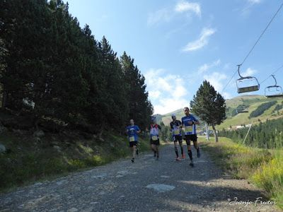 P1060955 - Vuelta al pico de Cerler 2017, Gran Trail Aneto-Posets.(Fotos)