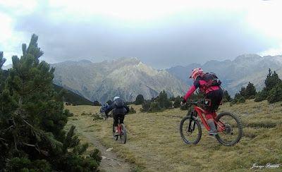 102 - Picalbo en Enduro, paisaje y bajada de vértigo. 2ª parte