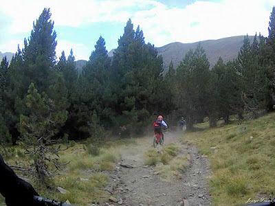 103 - Picalbo en Enduro, paisaje y bajada de vértigo. 2ª parte