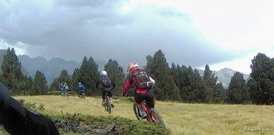 112 1 - Picalbo en Enduro, paisaje y bajada de vértigo. 2ª parte