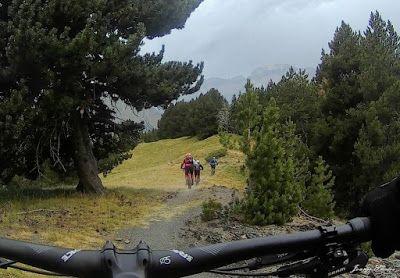 116 2 - Picalbo en Enduro, paisaje y bajada de vértigo. 2ª parte