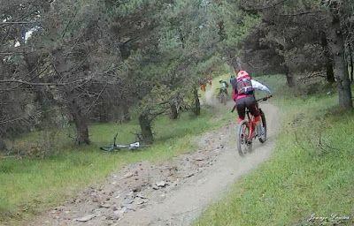 138 - Picalbo en Enduro, paisaje y bajada de vértigo. 2ª parte