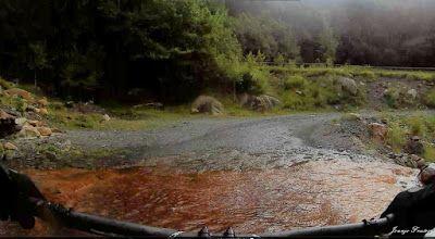 158 1 - Picalbo en Enduro, paisaje y bajada de vértigo. 2ª parte