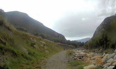 160 - Picalbo en Enduro, paisaje y bajada de vértigo. 2ª parte