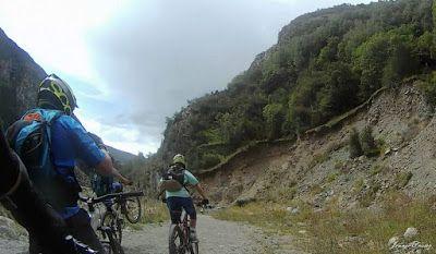 161 - Picalbo en Enduro, paisaje y bajada de vértigo. 2ª parte