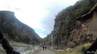 162 1 - Picalbo en Enduro, paisaje y bajada de vértigo. 2ª parte