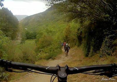 169 - Picalbo en Enduro, paisaje y bajada de vértigo. 2ª parte