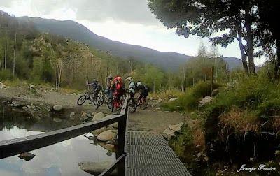 170 - Picalbo en Enduro, paisaje y bajada de vértigo. 2ª parte
