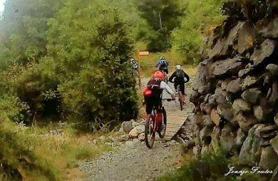 174 - Picalbo en Enduro, paisaje y bajada de vértigo. 2ª parte