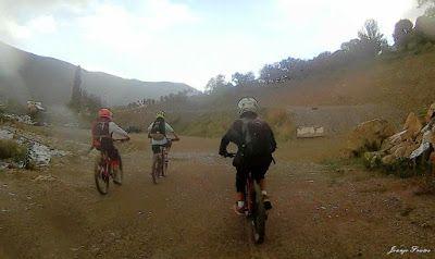 178 - Picalbo en Enduro, paisaje y bajada de vértigo. 2ª parte