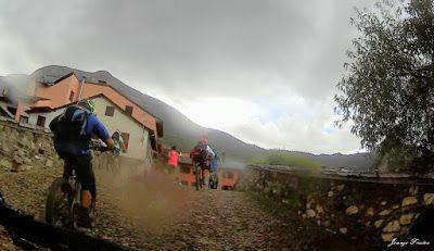 180 - Picalbo en Enduro, paisaje y bajada de vértigo. 2ª parte