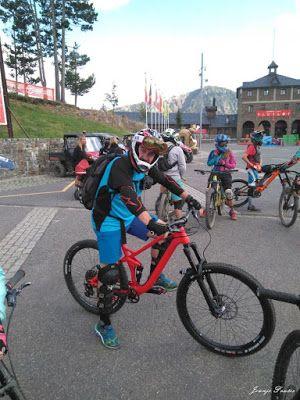 IMG 20170808 WA0003 - Bike Park VallNord que divertido ...