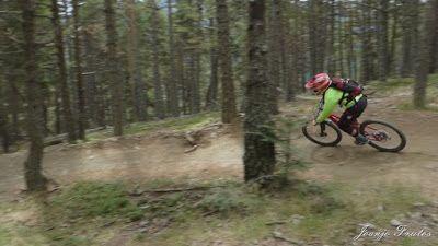 P1070477 - Bike Park VallNord que divertido ...
