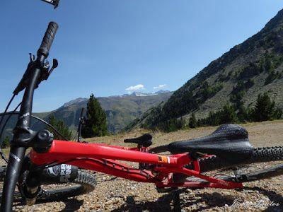 P1070522 - Sigo pedaleando, una semana con enduro, ahora Valle de Benasque.