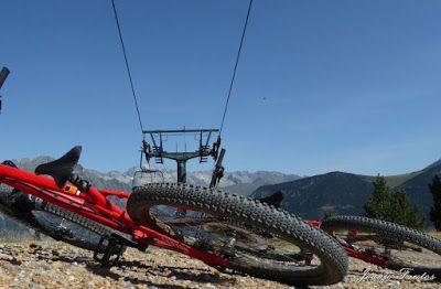 P1070523 - Sigo pedaleando, una semana con enduro, ahora Valle de Benasque.