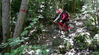 P1070532 - Sigo pedaleando, una semana con enduro, ahora Valle de Benasque.
