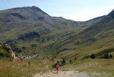 P1070654 - Pico Gallinero, Cerler (Valle de Benasque)