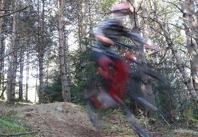 201 - Vuelve el veroño, pues bicicleta por Cerler.