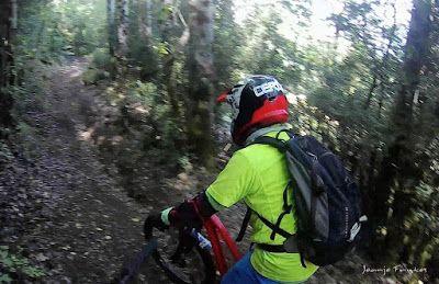 237 - Sale el sol, salen las bicicletas, Valle de Benasque.