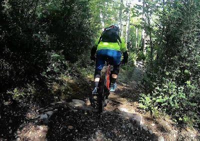 240 - Pllanadona un lujo de sendero en el Valle de Benasque.