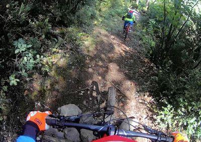 243 - Pllanadona un lujo de sendero en el Valle de Benasque.