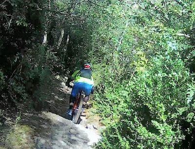 244 - Pllanadona un lujo de sendero en el Valle de Benasque.