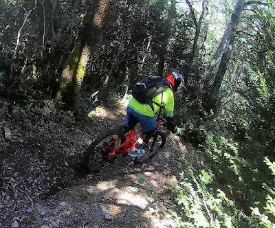 246 - Pllanadona un lujo de sendero en el Valle de Benasque.