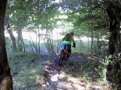 250 - Pllanadona un lujo de sendero en el Valle de Benasque.