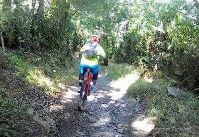 254 - Pllanadona un lujo de sendero en el Valle de Benasque.