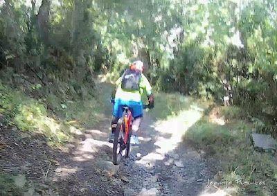 255 - Pllanadona un lujo de sendero en el Valle de Benasque.