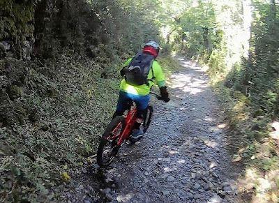 256 - Pllanadona un lujo de sendero en el Valle de Benasque.
