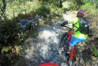 257 - Pllanadona un lujo de sendero en el Valle de Benasque.
