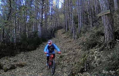 106 - Clases con Ruth en Pllanadona, Valle de Benasque.
