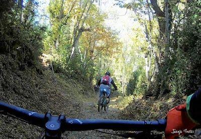 13 - Enduro por Cerler con amigos. Valle de Benasque