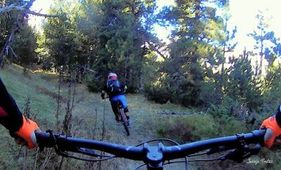 201 - Enduro por Sierra Negra en Cerler, Valle de Benasque.