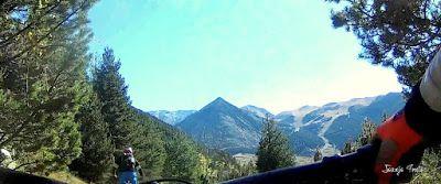 205 - Enduro por Sierra Negra en Cerler, Valle de Benasque.