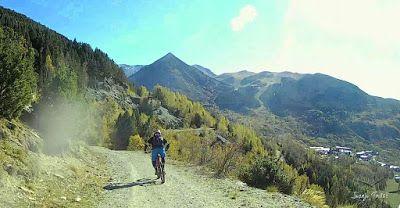 206 - Enduro por Sierra Negra en Cerler, Valle de Benasque.