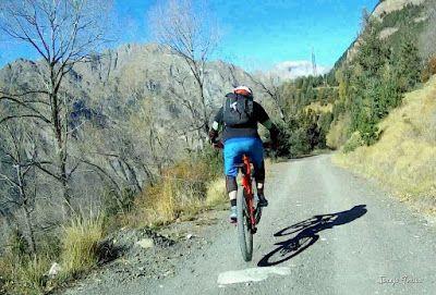 209 - Enduro por Sierra Negra en Cerler, Valle de Benasque.