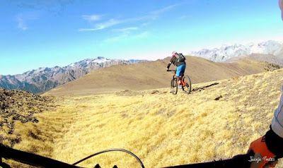211 - Enduro por Sierra Negra en Cerler, Valle de Benasque.