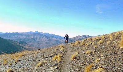 213 - Enduro por Sierra Negra en Cerler, Valle de Benasque.