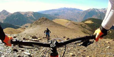 217 - Enduro por Sierra Negra en Cerler, Valle de Benasque.