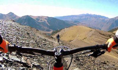222 - Enduro por Sierra Negra en Cerler, Valle de Benasque.