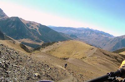223 - Enduro por Sierra Negra en Cerler, Valle de Benasque.