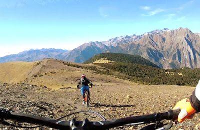 227 - Enduro por Sierra Negra en Cerler, Valle de Benasque.