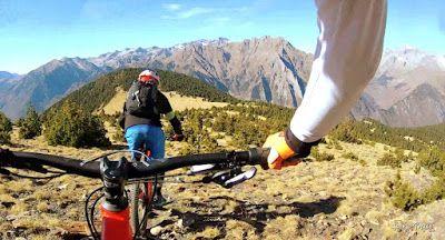 229 - Enduro por Sierra Negra en Cerler, Valle de Benasque.