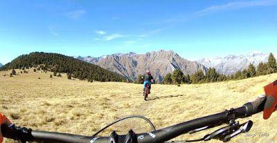 230 - Enduro por Sierra Negra en Cerler, Valle de Benasque.
